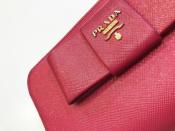 PRADA/プラダの女性らしい財布が入荷致しました!