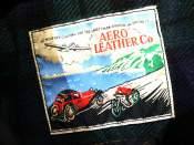 【AERO LEATHER/エアロレザー】男のロマン・エアロレザー入荷致しました。
