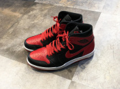 NIKE AIR JORDAN 1.5 RETRO HIGH THE RETURN BLACK入荷!!!