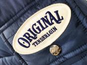 名作T-NRAジャケット TENDERLOIN