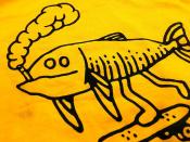 おさかな????CHAOS FISHING CLUB(カオスフィッシングクラブ)人気のフーディー入荷。