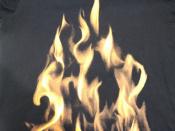 Martin Margiela(マルタン・マルジェラ)からFire flame T 入荷