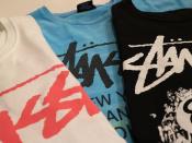 「大人気STUSSY(ステューシー)よりTシャツ大量入荷!!」