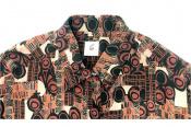 6(ROKU)から即完売のビッグシルクシャツ入荷。