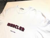 超必見!19SSのMONCLER(モンクレール)ロゴTシャツ入荷です!
