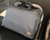 ビジネスシーンおすすめ!PORTER(ポーター)から1つで3パターンの便利な3WAYバッグの入荷です!
