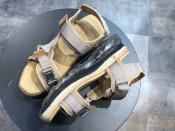 異素材のMIXが新しいUNITED TOKYO(ユナイテッドトーキョー)エアマルチソールサンダルが入荷です!