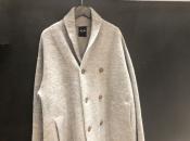 綺麗なオーバーシルエットが魅力の45R(フォーティファイブアール)の縮絨ウールコートが入荷です。