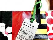 圧巻のクレイジーカラー!MARNI(マルニ)から人気のバッグ入荷!!