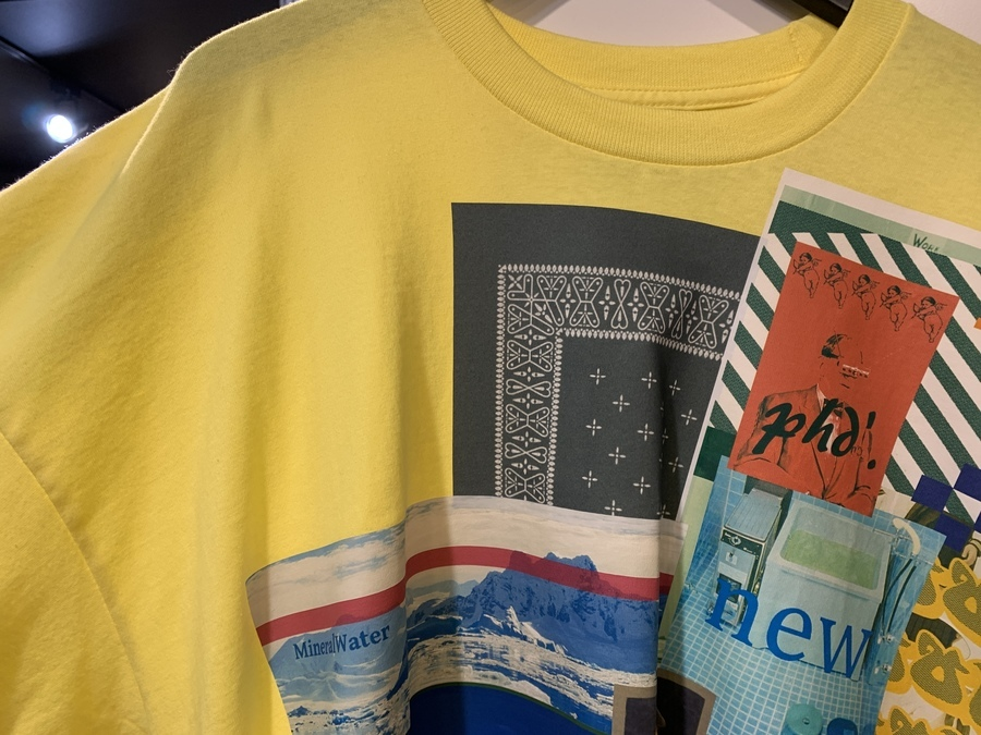 「ストリートブランドのelephant TRIBAL fabrics 」