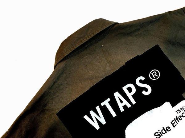 「レアアイテムのWTAPS 」
