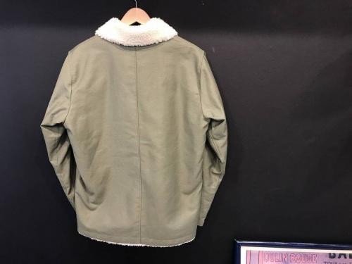 ユニフォームエクスペリメントのデッキジャケット