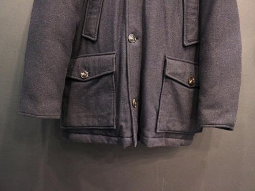 ウールリッチのダウンジャケット
