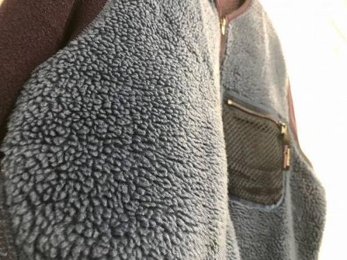 パタゴニアのカヤックフリースジャケット