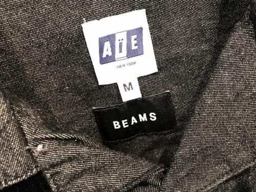 AIEのBEAMS