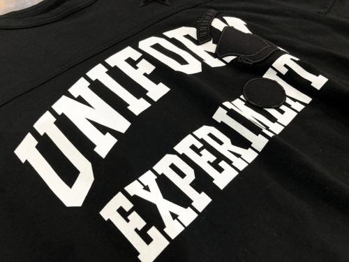 uniform experimentのユニフォームエクスペリメント