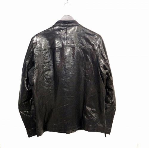 ポールスミス ジーンズのラムレザージャケット