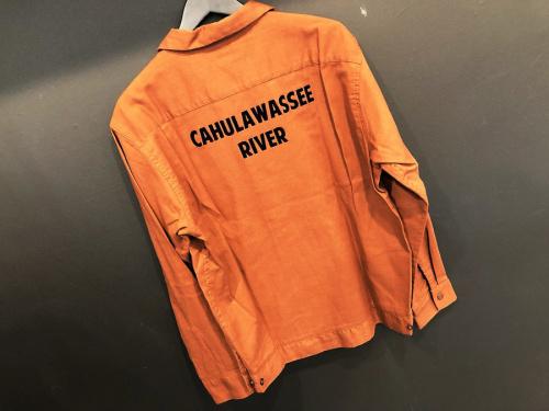 テンダーロインのT-BOWLS SHT 1 LONG CAHULAWASSEE RIVER