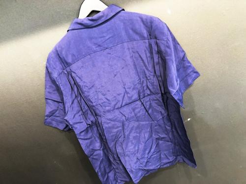 テンダーロインのオープンカラーシャツ