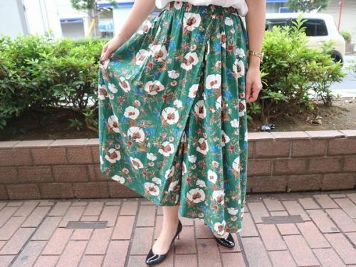 フレームワークのスカート