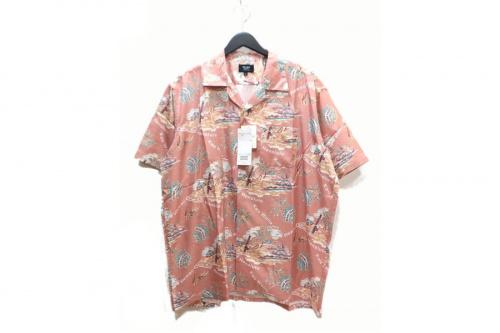 ビームスのアロハシャツ
