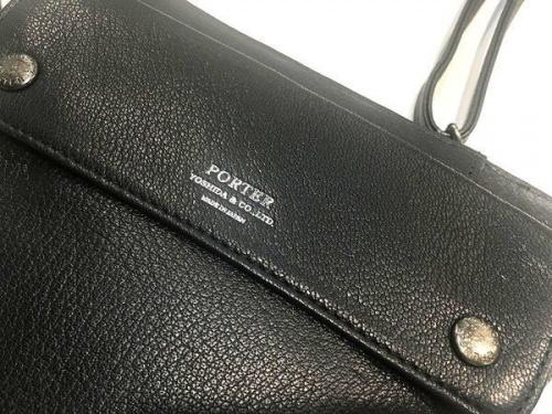 ポーターのショルダーバッグ