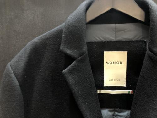 インポートブランドのMONOBI