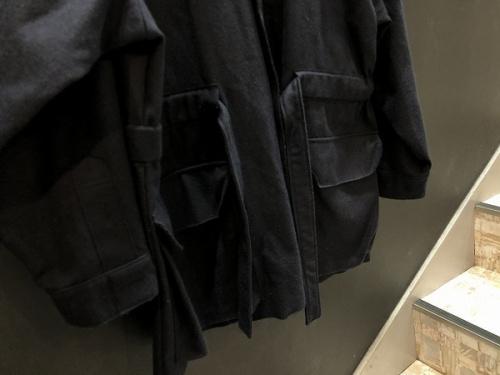 ジャケットのユニセックス