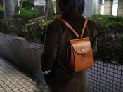 職人の技が作り出す上質なレザーバッグ ITGAKI(イタガキ)入荷いたしました。