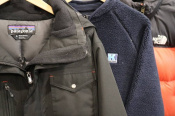 アウトドアブランド強化買取!!「THE NORTH FACE」「Patagonia」「HELLY HANSEN」etc