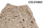 CELFORD(セルフォード)より大人の魅力あふれるリボンレーススカートが入荷致しました