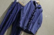 orslow×BEAMS JAPAN別注デニムジャケット&ジョガーパンツ入荷いたしました。