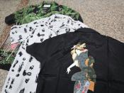 WACKO MARIAのアロハシャツが入荷致しました。