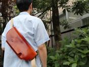 Uni&co.のMESSENGER BAGが入荷しました
