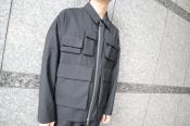 MARKAWAREのOrganic Wool Tropical Wayfarer Jacket が入荷しました