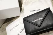 BALENCIAGAのPapier Mini Walletが入荷致しました