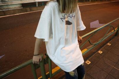 「ストリートブランドのNOAH NYC 」