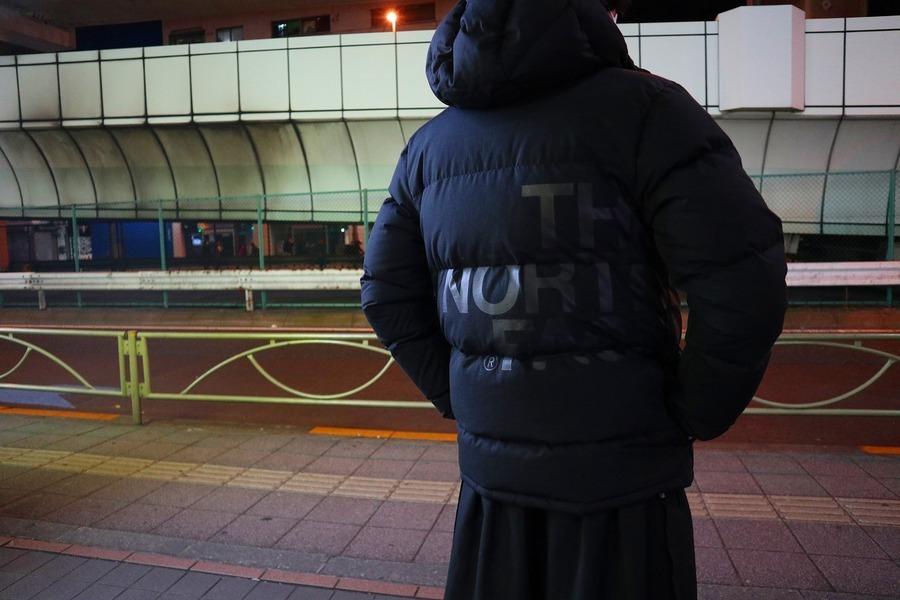 「ドメスティックブランドのTHE NORTH FACE × JUNYA WATANABE CDG MAN 」