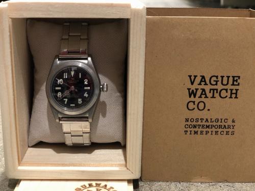ヴァーグウォッチの腕時計