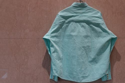 リーバイス メイドアンドクラフテッドのウエスタンシャツ