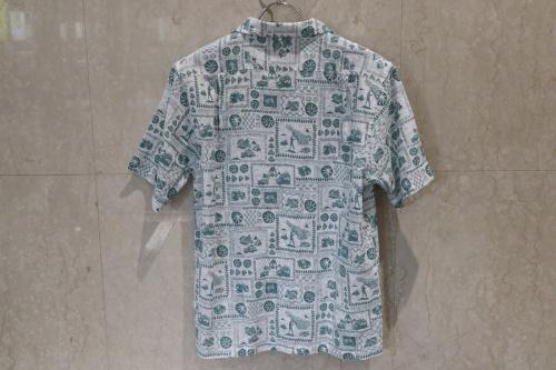 パタゴニア パタロハのアロハシャツ