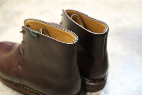 パラブーツのブーツ