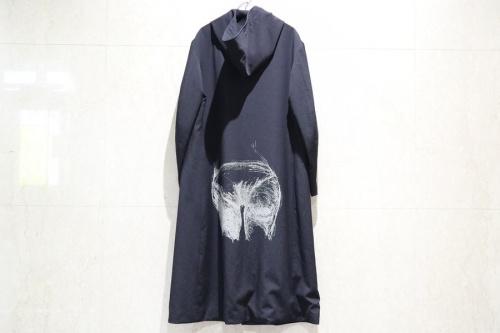 ヨウジヤマモトのコート
