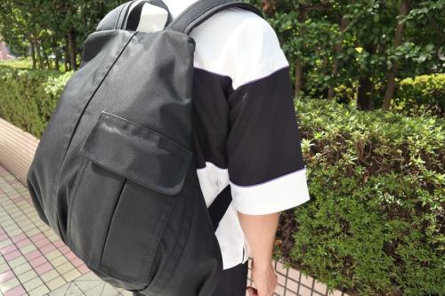 ラフシモンズ×イーストパックのcoat bag