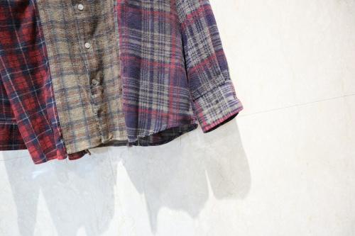 リビルド バイ ニードルスのシャツ