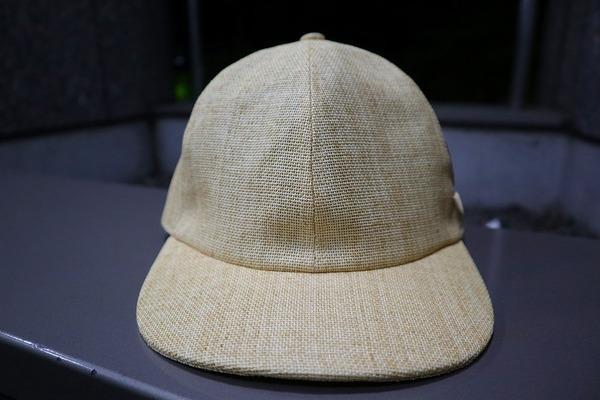 サカイのPaper Cloth Cap