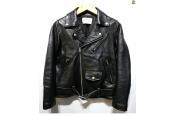 beautiful people/ビューティフルピープル vintage leather riders jacket入荷!!