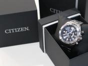 CITIZEN/シチズン DIVER'S200M H112-TO16651 入荷しました!! 古着買取トレファクスタイル