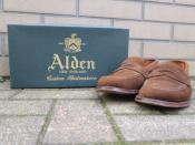 Alden/オールデン スウェードコインローファー入荷致しました!! 古着買取トレファクスタイル