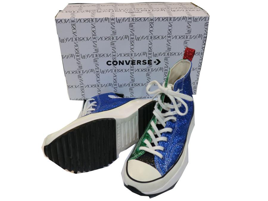 「ドメスティックブランドのCONVERSE x JW ANDERSON 」